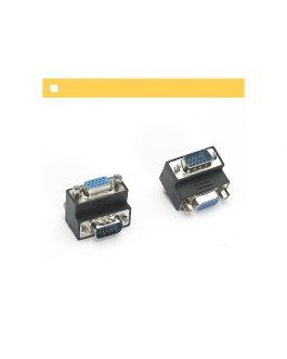 Adapatadro VGA M X VGA F em L - Feasso