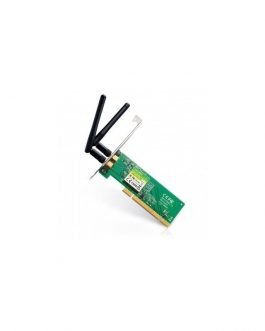 PLACA DE REDE Wireless Tp-link Tl Wn851nd 300mbps Pci