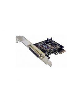 Placa PCI-express com 1 porta Paralela